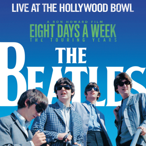 The Beatles - Live At The Hollywood Bowl 앨범이미지