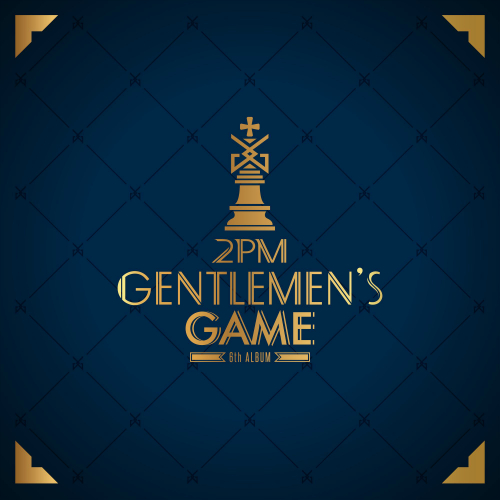 2PM - GENTLEMEN`S GAME 앨범이미지