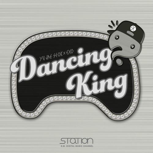 유재석 - Dancing King - SM STATION 앨범이미지
