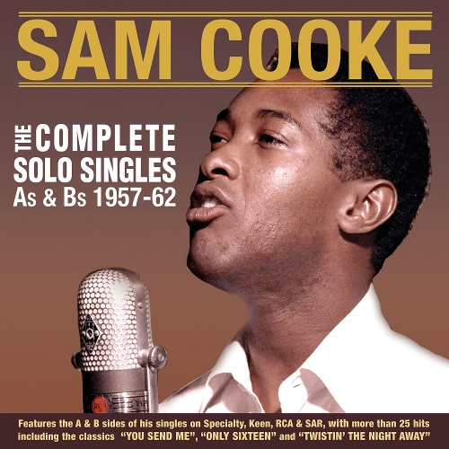 The Complete Solo Singles As & BS 1957-62 앨범이미지