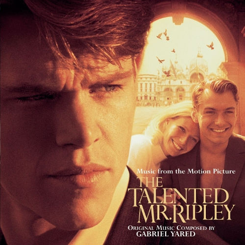 Fiorello - The Talented Mr. Ripley - Music from The Motion Picture 앨범이미지