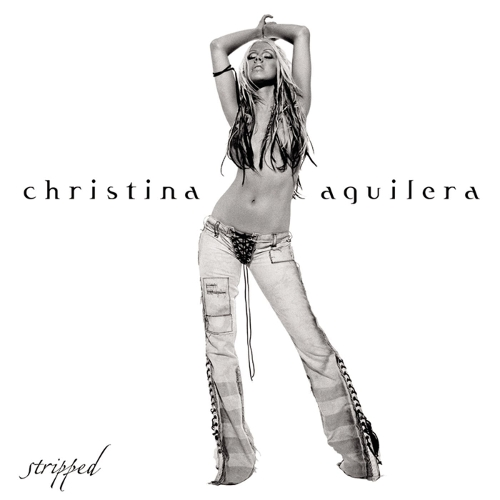 Christina Aguilera - Stripped 앨범이미지
