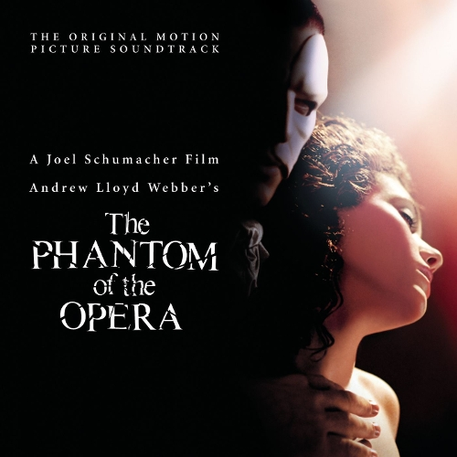 Andrew Lloyd Webber - The Phantom of the Opera (Original Motion Picture Soundtrack) 앨범이미지