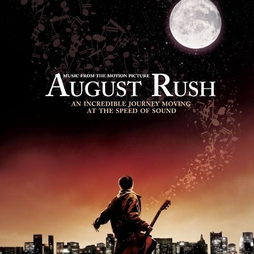 Jonathan Rhys Meyers - August Rush (Soundtrack) 앨범이미지