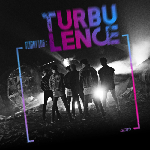 GOT7 (갓세븐) - FLIGHT LOG : TURBULENCE 앨범이미지