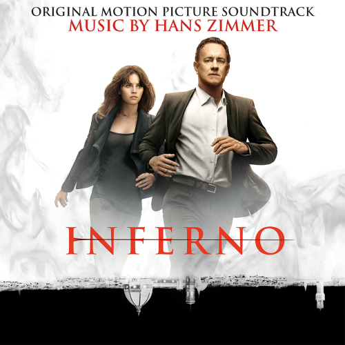 Hans Zimmer - Inferno (Original Motion Picture Soundtrack) (영화 `인페르노` OST) 앨범이미지