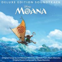 영화 모아나 OST Deluxe Edition (Moana OST Deluxe Edition) 앨범이미지