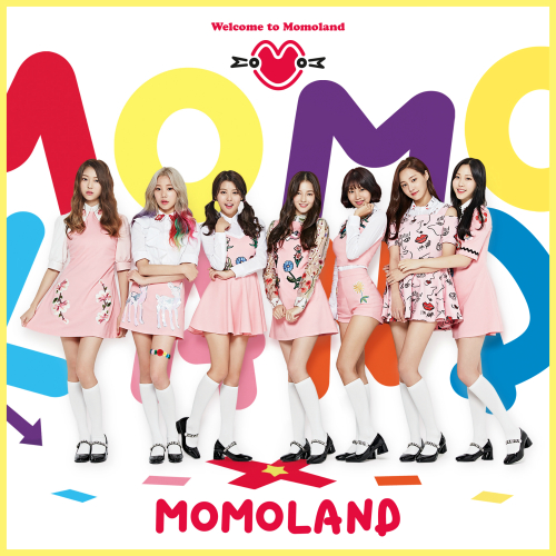 모모랜드 (MOMOLAND) - Welcome to MOMOLAND 앨범이미지