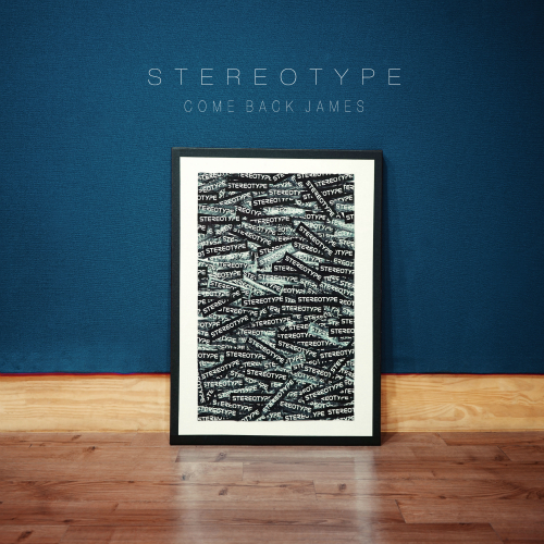 STEREOTYPE (스테레오타입) - COME BACK JAMES 앨범이미지