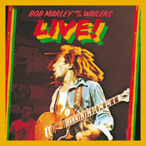 Bob Marley & The Wailers - Live! (Deluxe Edition) 앨범이미지