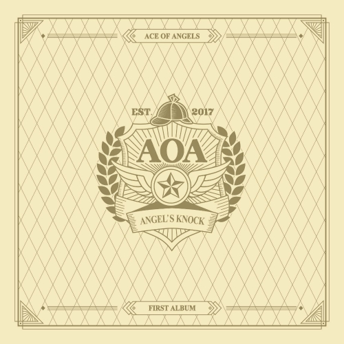 AOA - AOA 1st Album ANGEL`S KNOCK 앨범이미지