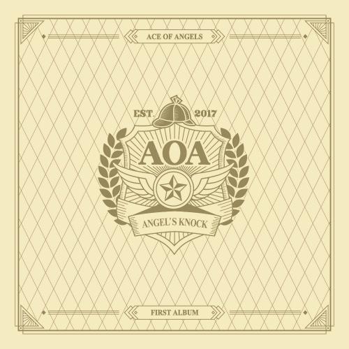 AOA 1st Album ANGEL`S KNOCK 앨범이미지