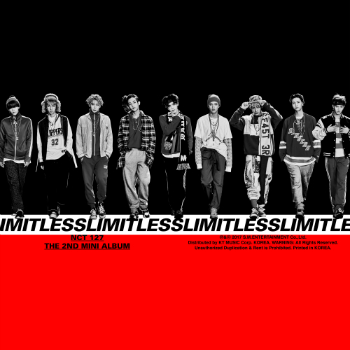 NCT 127 - NCT #127 LIMITLESS - The 2nd Mini Album 앨범이미지