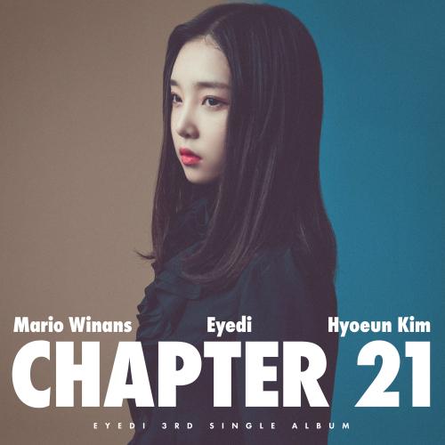 아이디 (Eyedi) - CHAPTER 21 앨범이미지