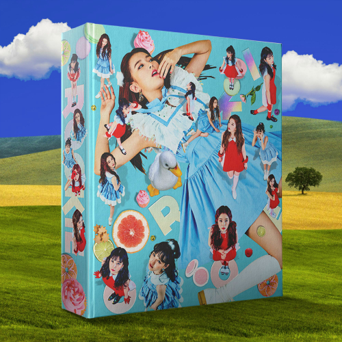 Red Velvet (레드벨벳) - Rookie - The 4th Mini Album 앨범이미지