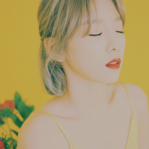 태연 (TAEYEON) - My Voice - The 1st Album 앨범이미지