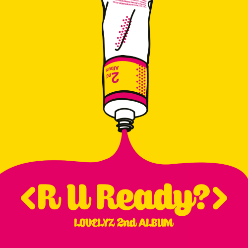 러블리즈 - Lovelyz 2nd Album `R U Ready?` 앨범이미지