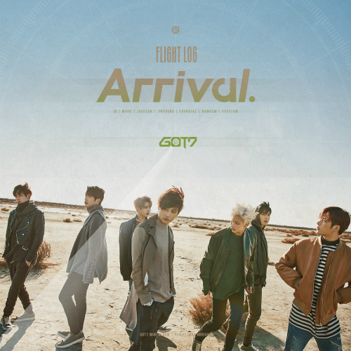GOT7 (갓세븐) - FLIGHT LOG : ARRIVAL 앨범이미지
