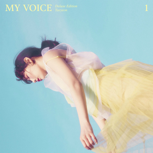 태연 (TAEYEON) - My Voice - The 1st Album Deluxe Edition 앨범이미지