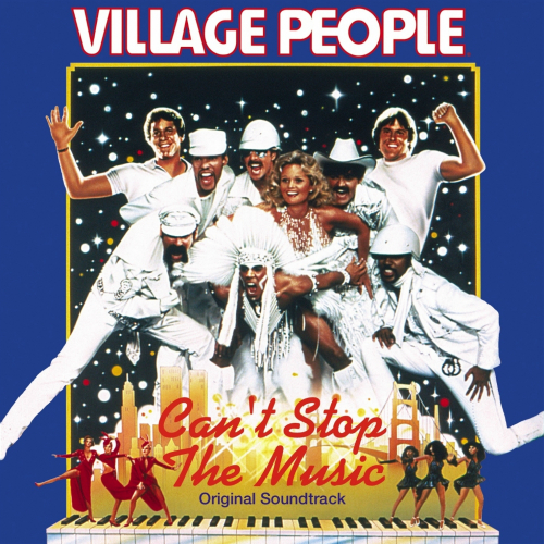 Village People - Can`t Stop The Music 앨범이미지