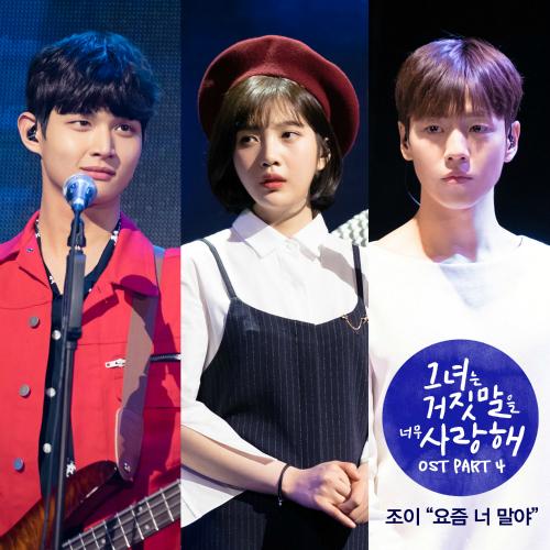 조이 (JOY) - 그녀는 거짓말을 너무 사랑해 OST Part.4 앨범이미지