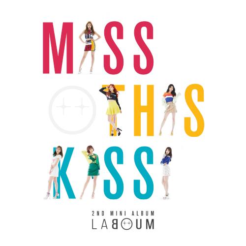 라붐(LABOUM) - MISS THIS KISS 앨범이미지