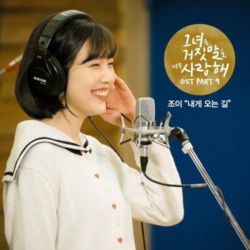 조이 (JOY) - 그녀는 거짓말을 너무 사랑해 OST Part.9 앨범이미지