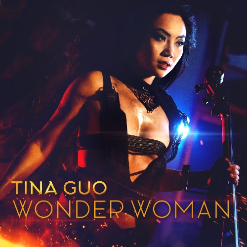 Tina Guo - Wonder Woman Main Theme 앨범이미지