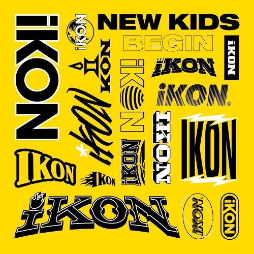 iKON - NEW KIDS : BEGIN 앨범이미지