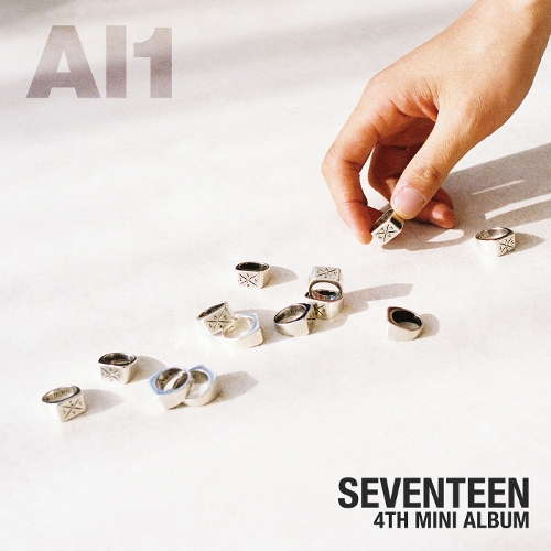 세븐틴 - SEVENTEEN 4th Mini Album `Al1` 앨범이미지