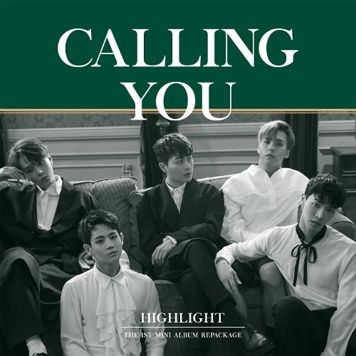 하이라이트 (Highlight) - CALLING YOU 앨범이미지