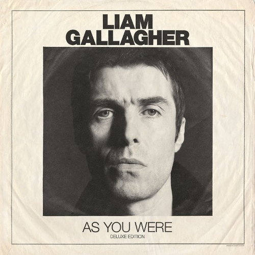 Liam Gallagher - As You Were (Deluxe Edition) 앨범이미지