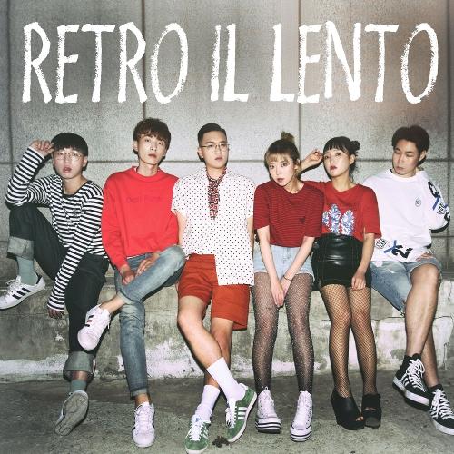 오리엔탈 쇼커스 - Retro, Il Lento 앨범이미지