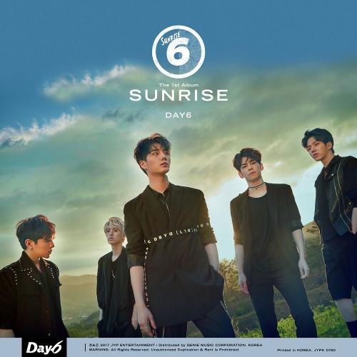 DAY6 (데이식스) - SUNRISE 앨범이미지