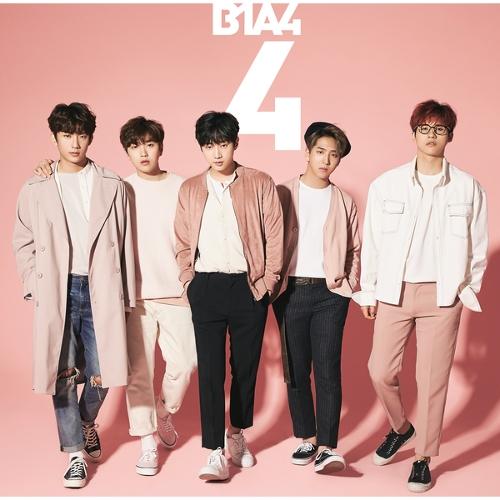 B1A4 - 4 앨범이미지