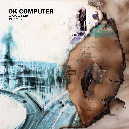 Radiohead - OK Computer OKNOTOK 1997 2017 앨범이미지