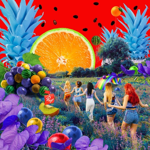 Red Velvet (레드벨벳) - The Red Summer - Summer Mini Album 앨범이미지