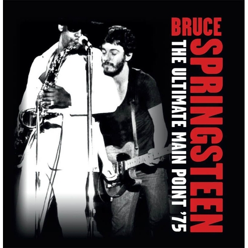 Bruce Springsteen - The Ultimate Main Point `75 (Live) 앨범이미지