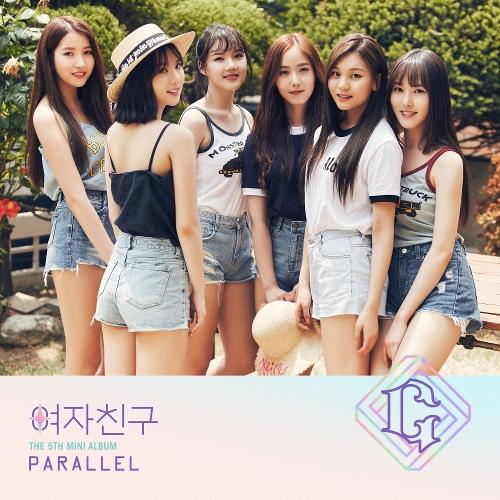 여자친구 The 5th Mini Album `PARALLEL` 앨범이미지