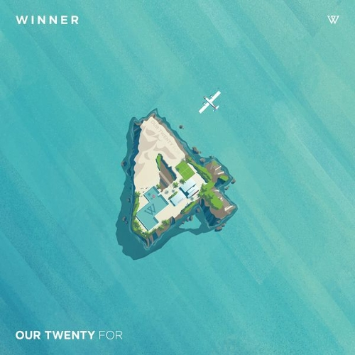 WINNER - OUR TWENTY FOR 앨범이미지