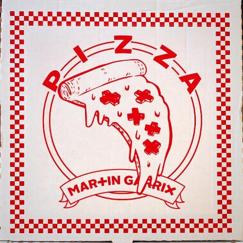 Martin Garrix - Pizza 앨범이미지