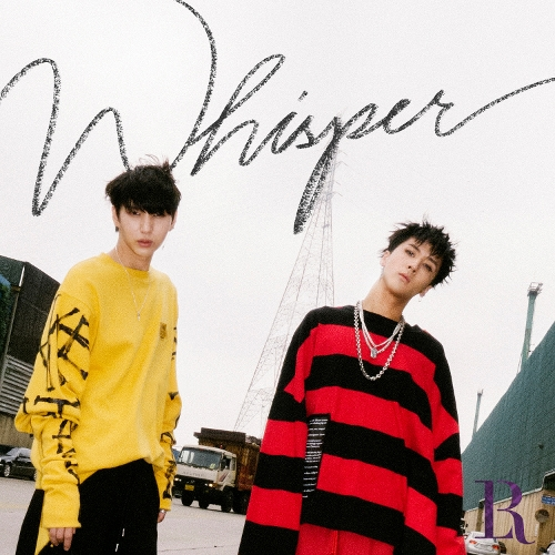 빅스LR - 2nd Mini Album Whisper 앨범이미지