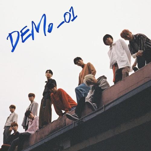 펜타곤 - DEMO_01 앨범이미지