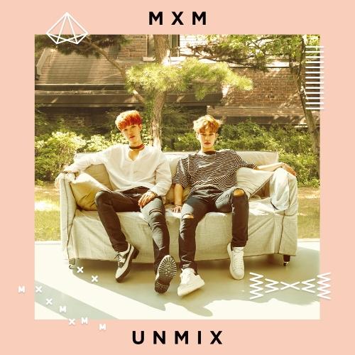 MXM(BRANDNEWBOYS) - UNMIX 앨범이미지