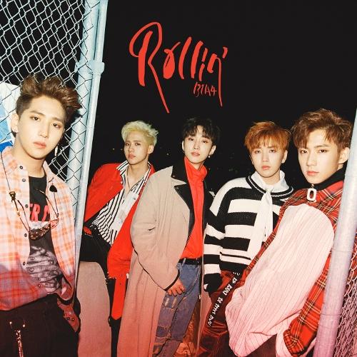 B1A4 - Rollin` 앨범이미지