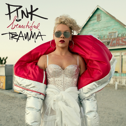 Pink - Beautiful Trauma 앨범이미지