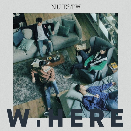 뉴이스트 W - W, HERE 앨범이미지