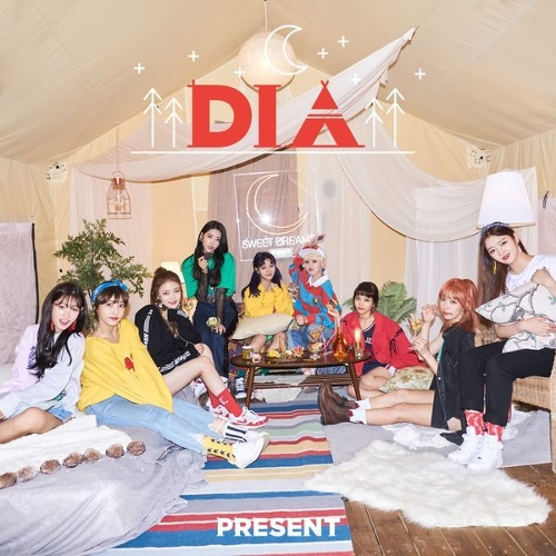 DIA (다이아) - 선물 앨범이미지