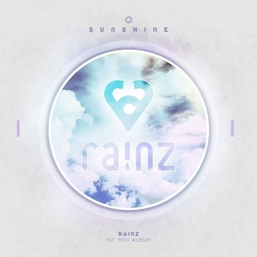 레인즈 (RAINZ) - RAINZ 1ST MINI ALBUM `SUNSHINE` 앨범이미지