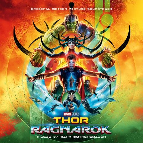 Mark Mothersbaugh - 토르 : 라그나로크 (Thor : Ragnarok) OST 앨범이미지